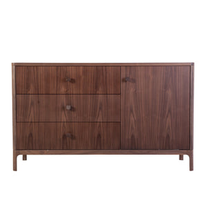 [FES3225WALNUT] Sean Dix Florence Storage Unit