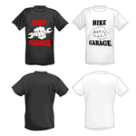 CAMISETA BIKE GARAGE. col.1new