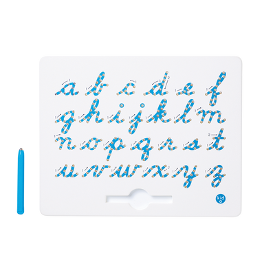 Playmonster A to Z Cursive Lowercase Magnatab