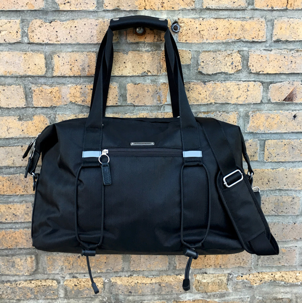 Bike Share & Laptop Bag