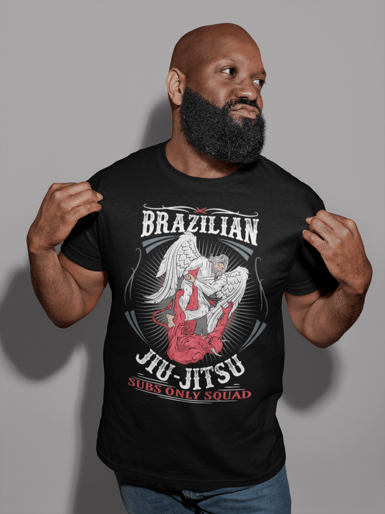 Angel Warrior BJJ T-Shirt
