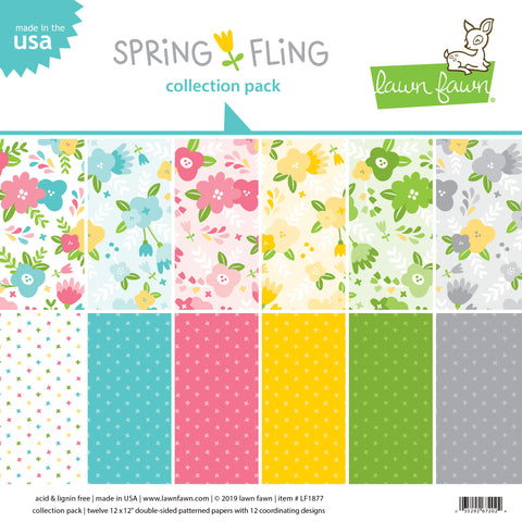 spring fling collection pack