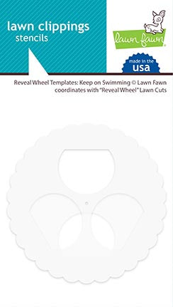 reveal wheel templates: keep on swimming
