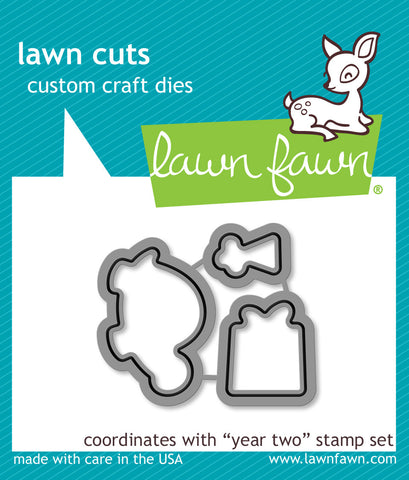 year two - lawn cuts