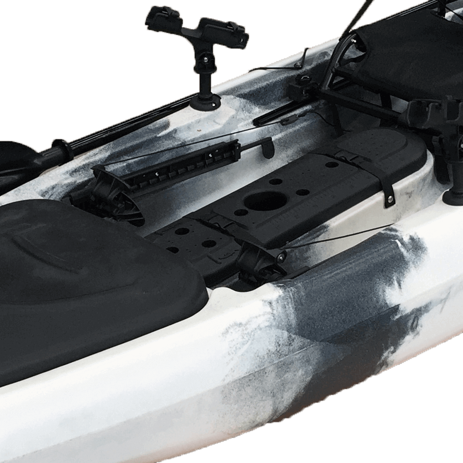 Trevally - 11 Foot Fishing Kayak | Eddy-Gear.com