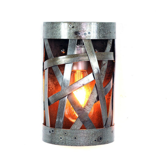 WIVA Collection - Kapi - Wine Barrel Wall Sconce