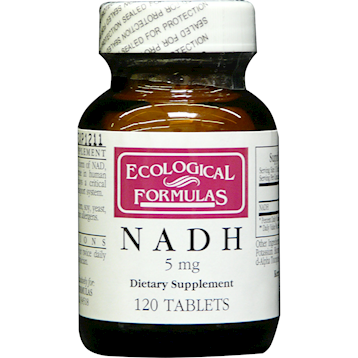 Ecological Formulas NADH 5 mg 120 tabs
