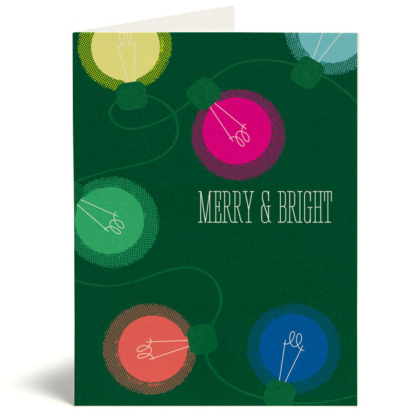 Bright Lights Card