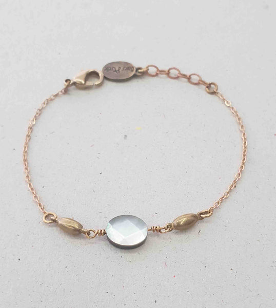 "Bracelet ""Mother of pearl"""