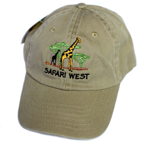 Safari West Youth Hat