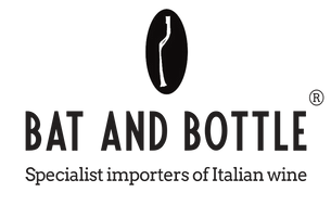Bat and Bottle. Specialist importers of Italian wine
