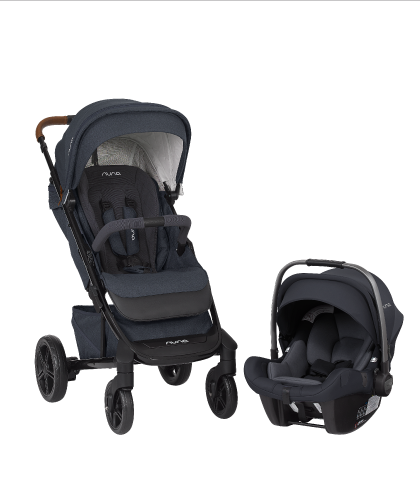 Nuna 2019 Tavo Travel System with Nuna Pipa Lite LX Car Seat
