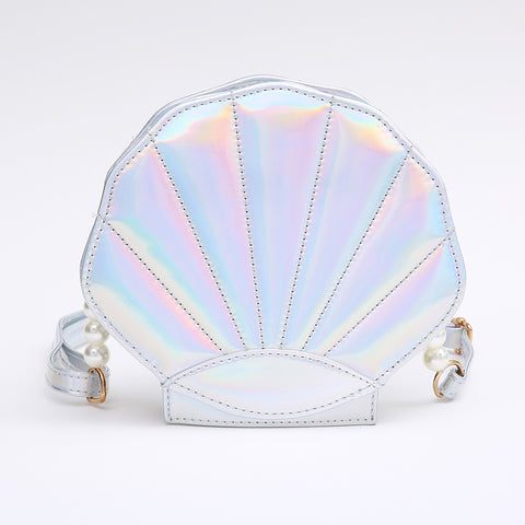 Mermaid Seashell Crossbody/Clutch - 3 colours
