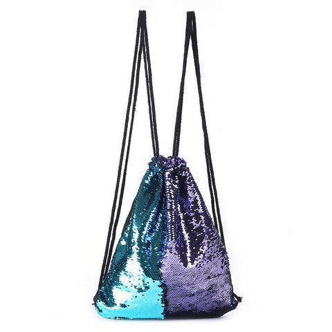 Sequin Rucksack - 6 colours