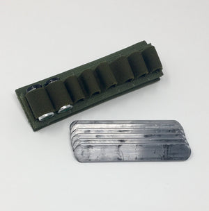 Low Profile Short w/123 Battery Holder NVG Counter Weight