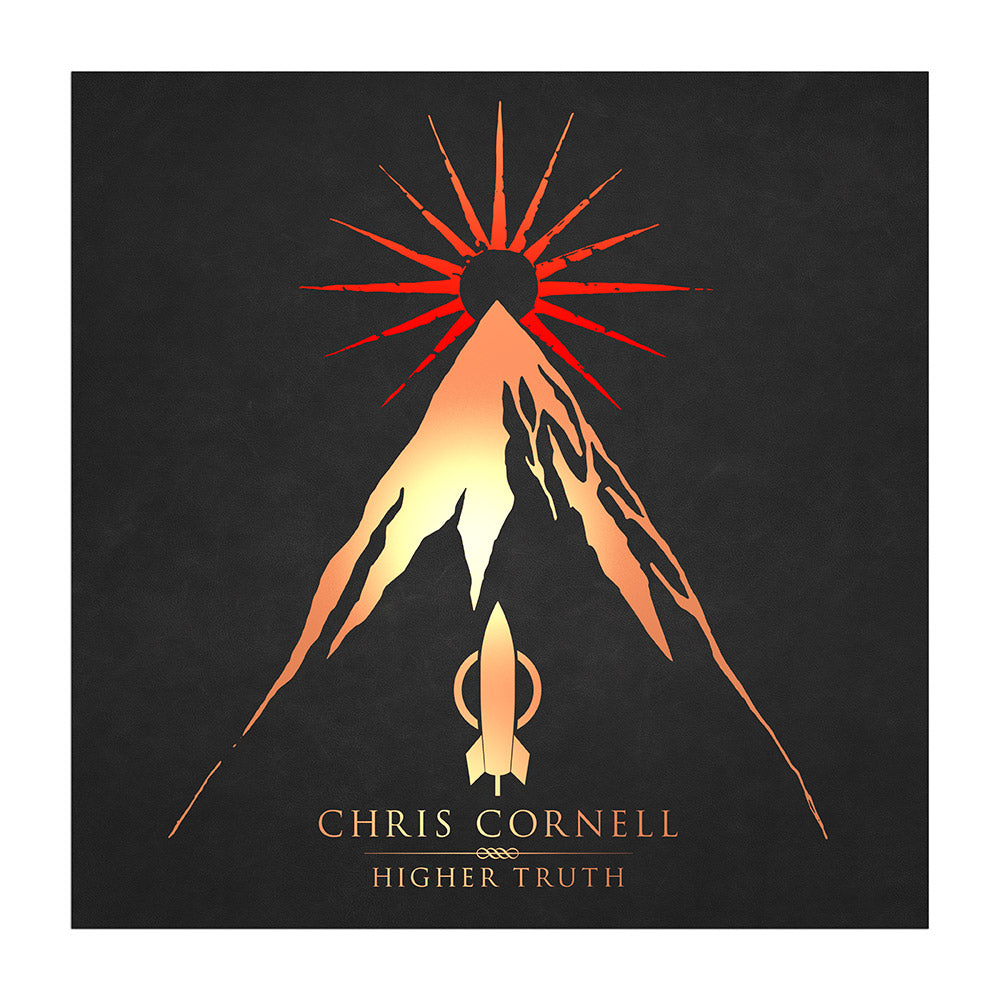 Higher Truth CD-Chris Cornell
