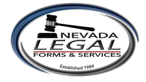 Nevada Legal Forms & Services