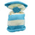 Newborn Baby Photography Props Knitted Handmade Hat [Blue]