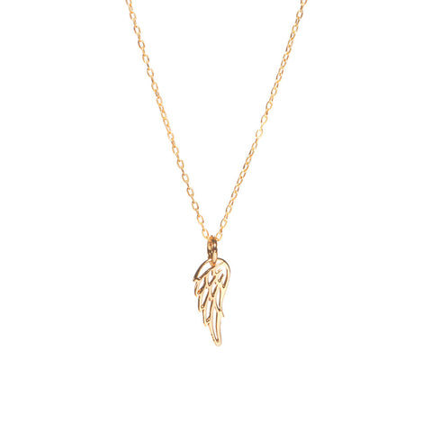 Wing Necklace - Bing Bang Jewelry NYC
