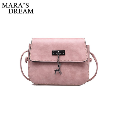 Mara's Dream Shell Women's Messenger Bag