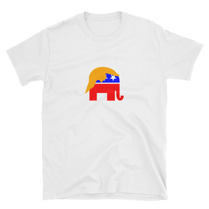 The Donald T-Shirt - White