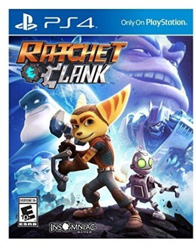 RATCHET & CLANK - US FLAT PACK