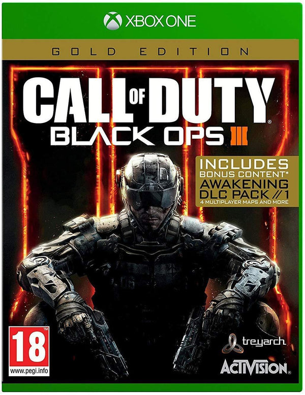 Call Of Duty: Black Ops IIII Specialist Edition Xbox One