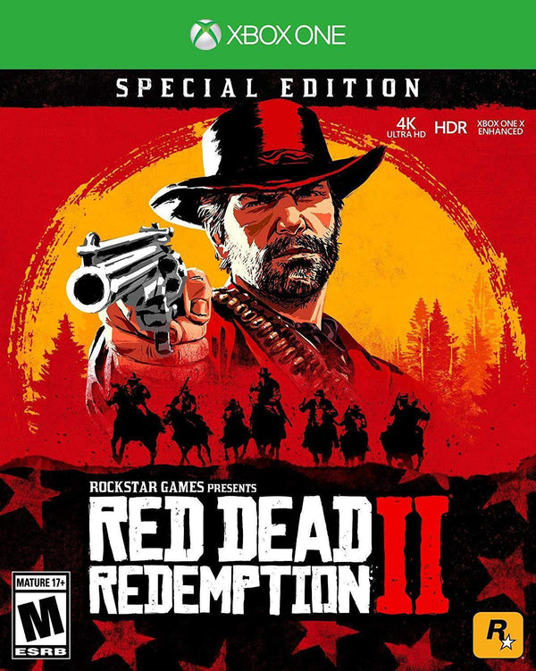 Red Dead Redemption 2 Special Edition Xbox