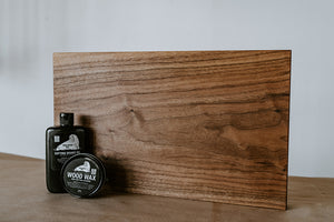 Cutting Board Oil and Wood Wax, Bundle