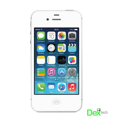 Apple iPhone 4s 16GB - White | C