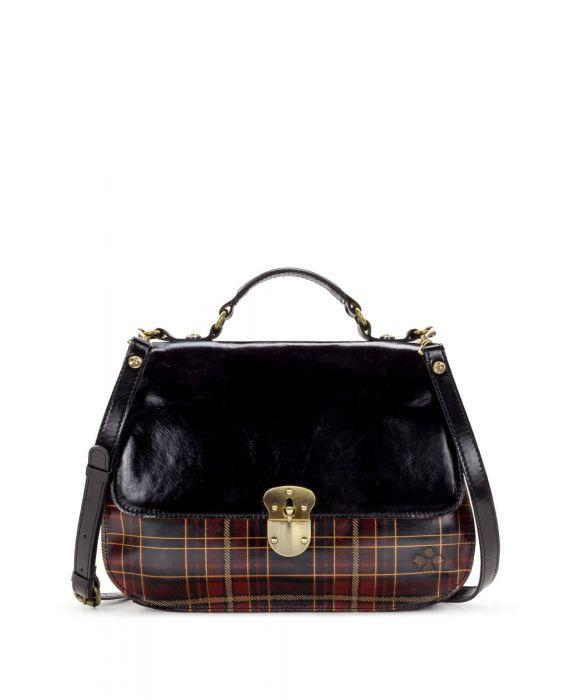 Cadiz Crossbody - Tartan Plaid