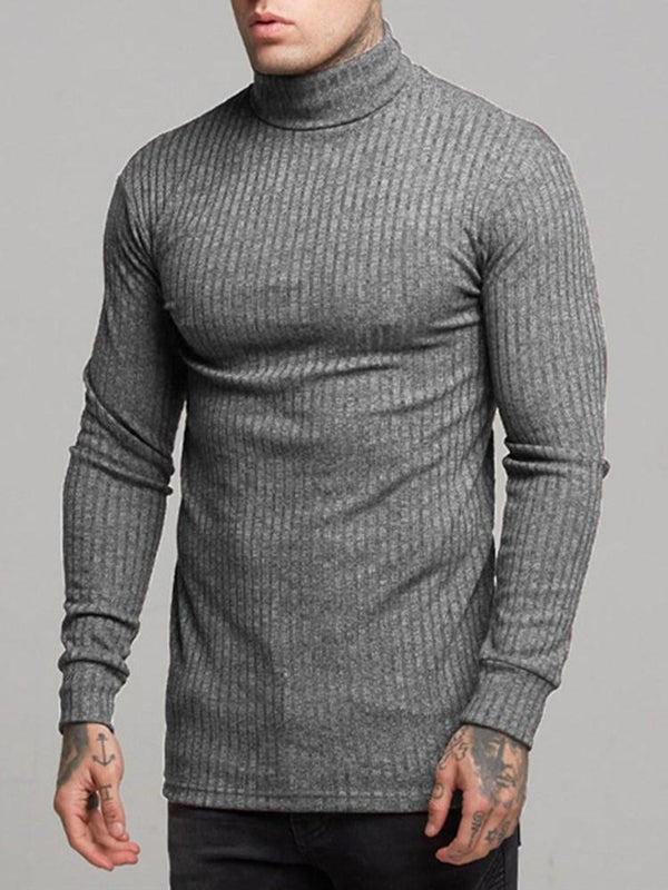 Standard Turtleneck Fall Slim Sweater