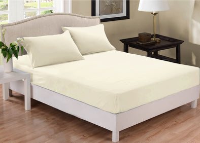 Park Avenue 1000 Thread count Cotton Blend Combo Sets Queen Pebble
