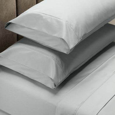 Royal Comfort Soft Touch 1000TC Cotton Blend sheet sets Queen - Silver
