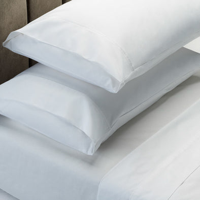 Royal Comfort Soft Touch 1000TC Cotton Blend sheet sets Queen - White