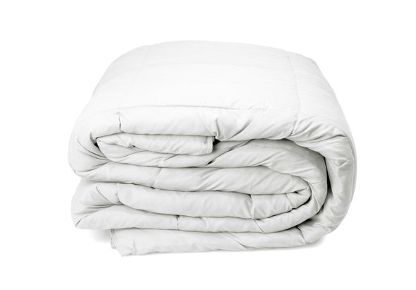 Royal Comfort Goose Feather & Down Quilt - Double - 500GSM