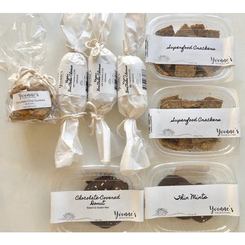Cheese, Crackers, Cookies, Donut, & Thin Mints *LA & OC delivery & pick-up only*