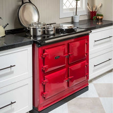 Load image into Gallery viewer, AGA Total Control Cast Iron 3-Oven Electric Range CLARET