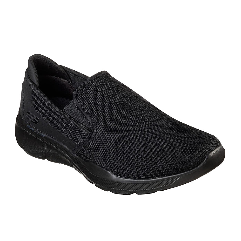 Men's Skechers Equalizer 3.0 Sumnin Slipon Shoe Black