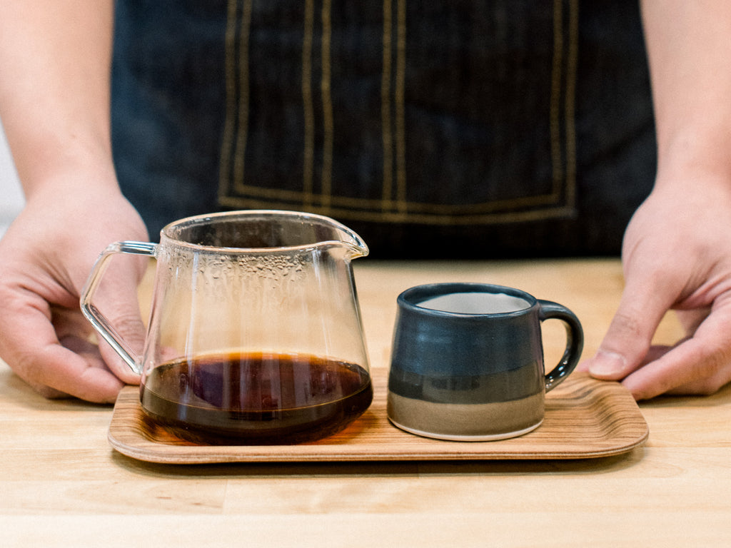 Coffee Appreciation Tasting and Open Brewing Class with Ply