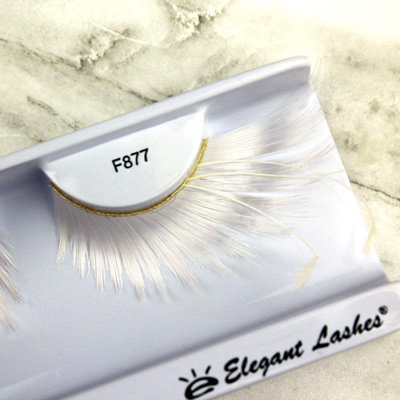 F877 Premium Feather Lashes