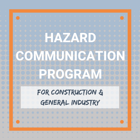 Hazard Communication Program