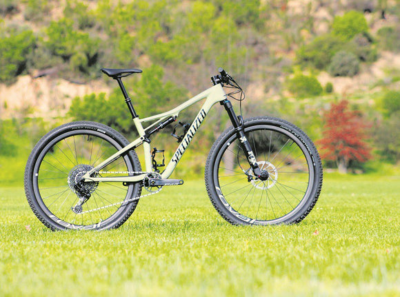 Scoop review- Specialized Epic Expert Evo