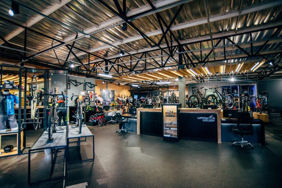 Lynnwood Cyclery launches its new look