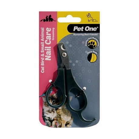 PET ONE GROOMING CAT/BIRD/SMALL ANIMAL CLIPPERS