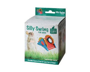 MOUSE TOY SILLY SWING