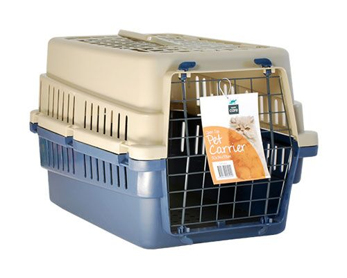 ALL PET OPEN TOP CARRIER