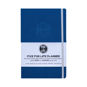 Five for Life Planner