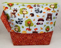 Baby Animals - Project Bag - Medium - Crafting My Chaos