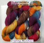 Cornucopia - Variegated Merlin 100 - Crafting My Chaos